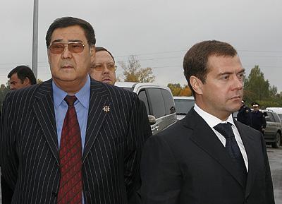 Отвернулся ли президент от Тулеева - станет известно в течение 14 днейФото Вадима Голубина