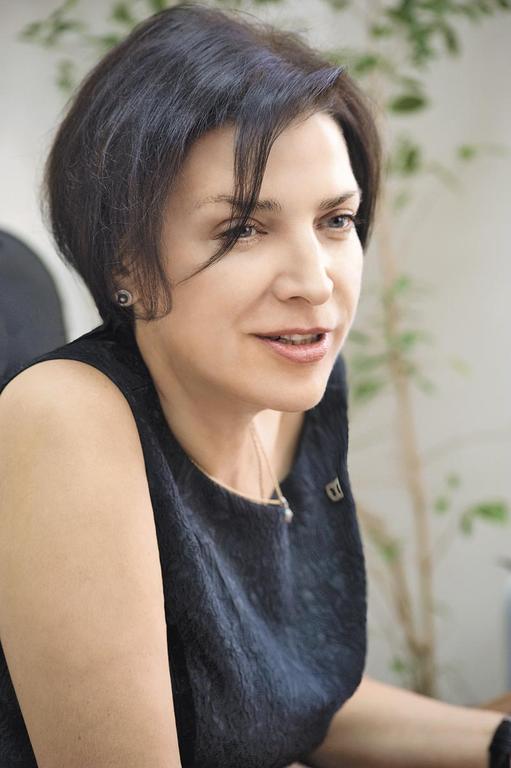 МАРИНА КОКОУЛИНА, директор по розничному бизнесу филиала «Новосибирский» Альфа-Банка
