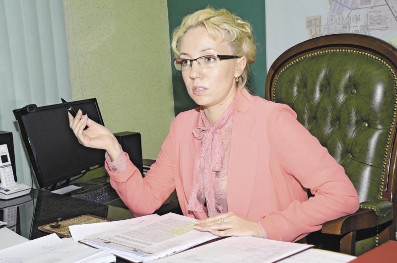Екатерина Митряшина, депутат горсовета Новосибирска