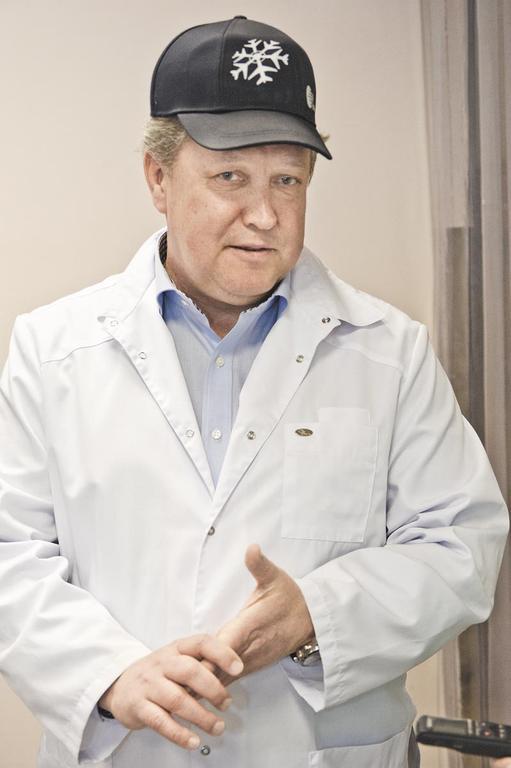 Генеральный директор «Толмачево Кейтеринг» Александр Прибылов