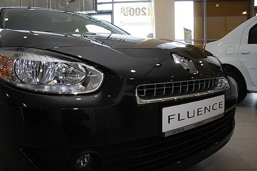 Миниатюра для: В Сибири начались продажи нового Renault Logan