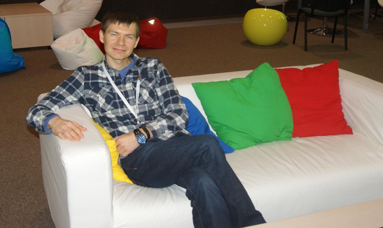 АНАТОЛИЙ ЛЕБЕДЕВ, один из главных организаторов проекта «Вперед вместе с Google»