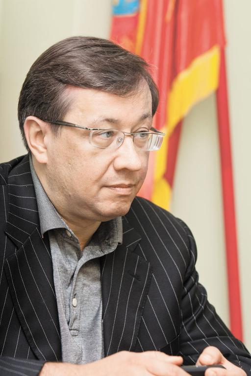 Юрий Зозуля, депутат Законодательного собрания НСО
