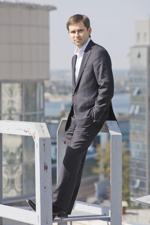 Генеральный директор ЗАО «Строитель» Дмитрий Боковиков