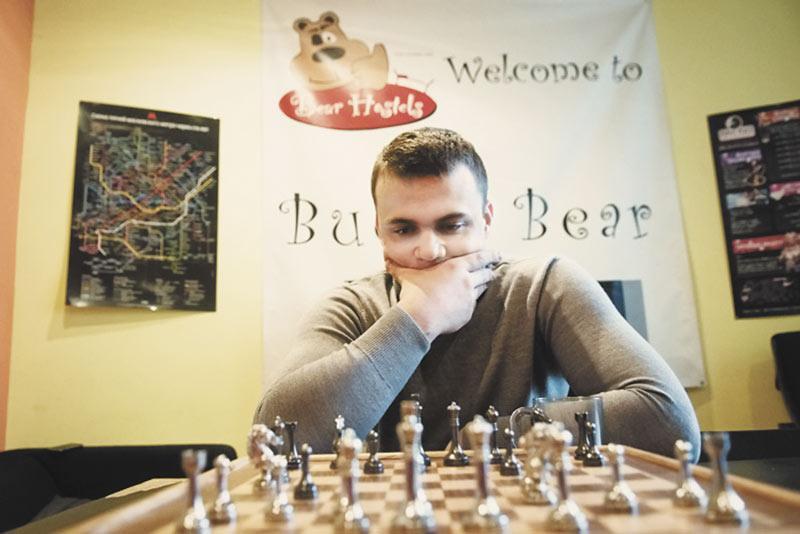 Федеральная сеть Bear Hostels активно присматривается к сибирскому рынку хостелов, стараясь выбрать наиболее выигрышную стратегию. На фото основатель сети, известный «хостельер» Даниил Мишин.