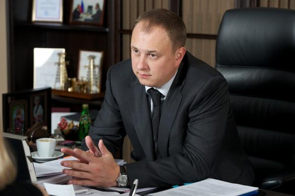 Директор КРЭК Василий Кузичев