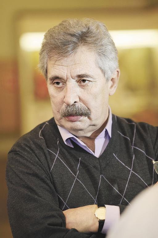 ВЯЧЕСЛАВ ПОДЪЕЛЬСКИЙ, главный хормейстер НГАТОиБ
