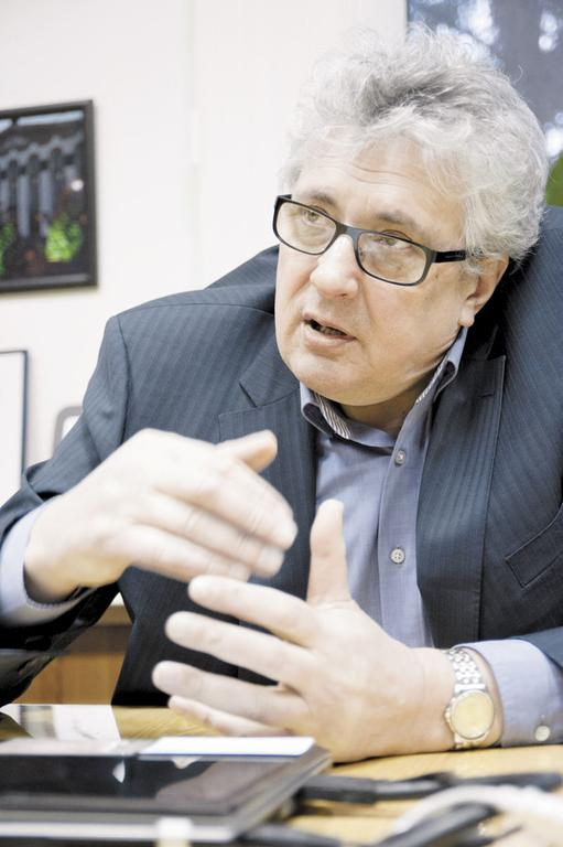 ВИКТОР МЕДВЕДКО, генеральный директор «НЭВЗ-Союз»