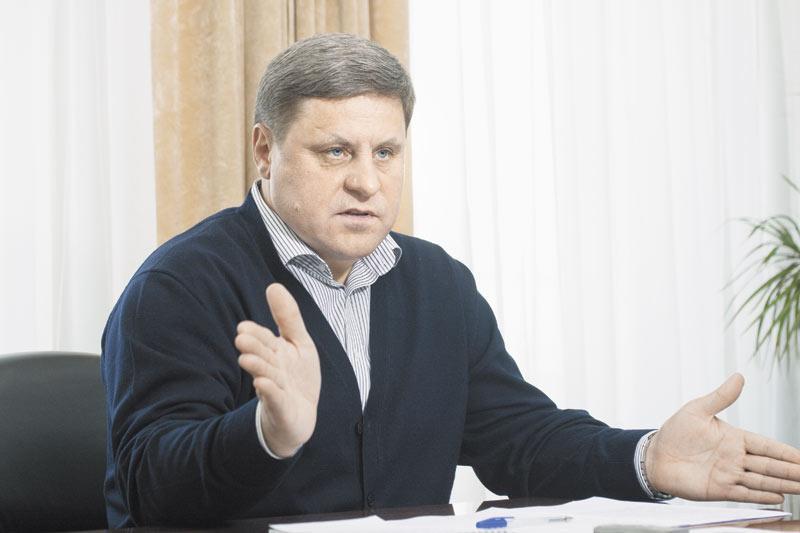 Александр Терепа, управляющий Отделением ПФ РФ по Новосибирской области