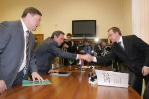 Миниатюра для: Как Владимир Городецкий стал кандидатом в мэры Новосибирска