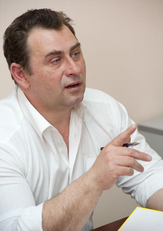 Миниатюра для: Владимир Кучеренко: федеральный центр не потерпит губернатора от КПРФ