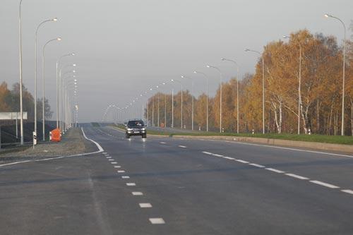 В Кемеровской области самые комфортные дороги