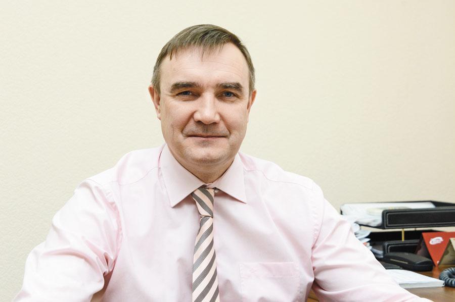 Управляющий директор ООО «Сибирский бетон» Сергей Лончаков