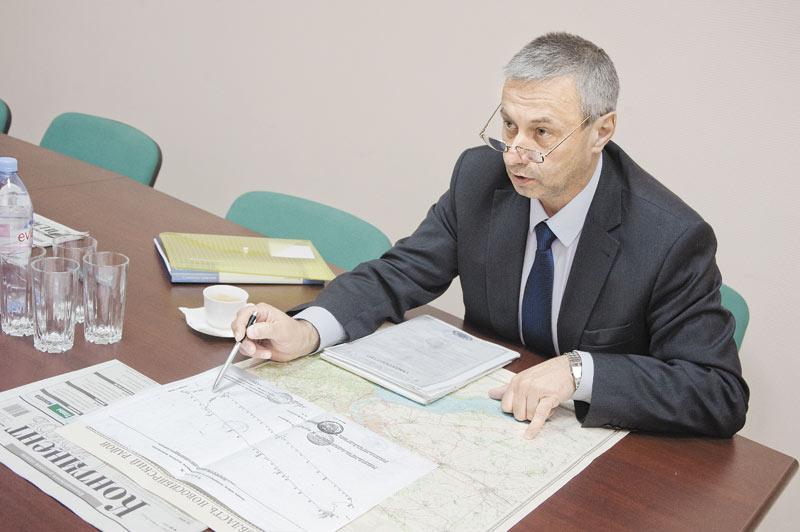 Директор ФКП «НОЗИП» Алексей Морозов