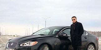 Тест Jaguar XF