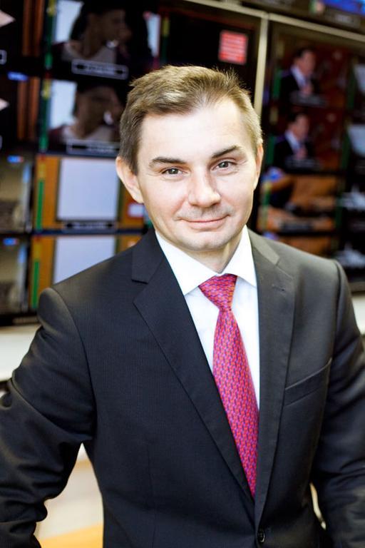 Директор по контенту «Триколор ТВ» Михаил Горячев