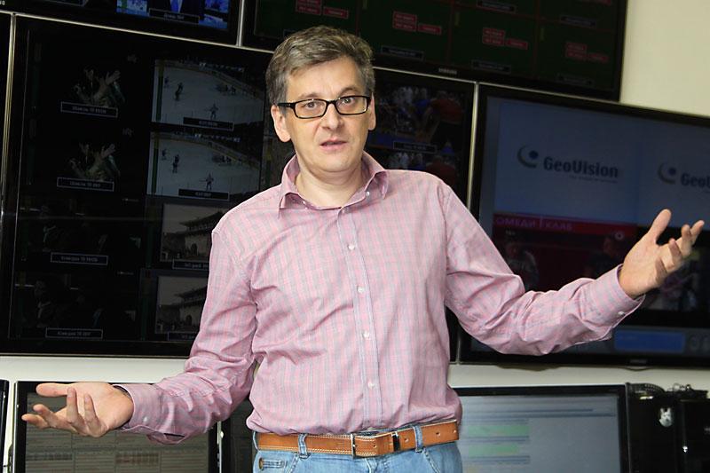 С. Зоненлихт, директор по развитию собственных телеканалов «Триколор ТВ»