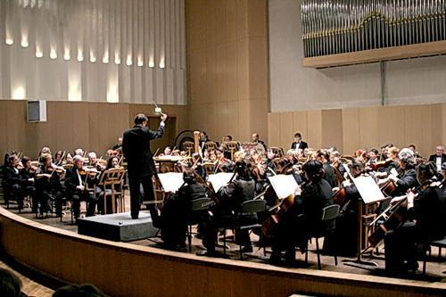 Красноярский симфонический оркестр