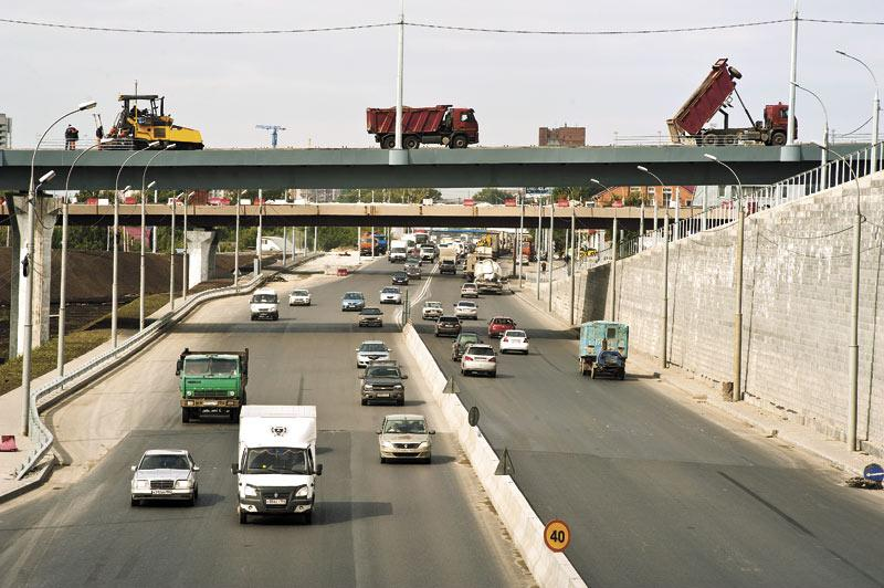 Проекты развития транспортной инфраструктуры занимают одно из ведущих мест в перечне ключевых инвестпроектов на территории Сибири