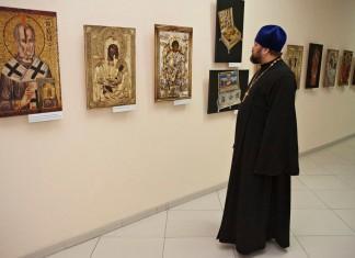 Фотовыставка из Греции о православных монастырях. Фото Андрея Баулина