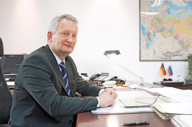 Миниатюра для: «Мне не известны примеры отказа немецких инвесторов от реализации проектов в Новосибирске»