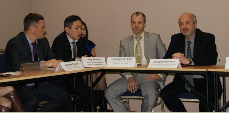 На одной площадке собрались топ-менеджеры крупнейших операторов связи, что позволило обсудить насущные для рынка темы. Фото Федора Турова.