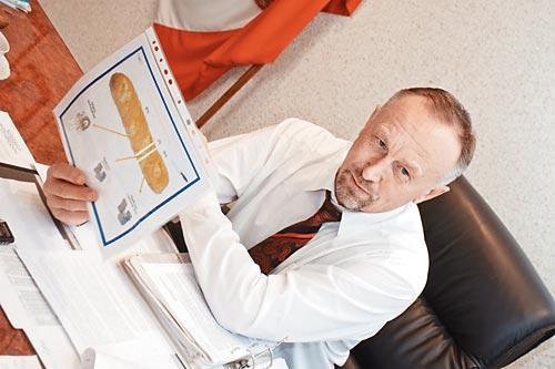 Алексей Швечихин планирует разобраться с формальностями в течение нескольких недель, к середине июля получить согласование и приступить к строительству точно в срок