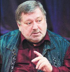 Борис Мездрич. Фото Виктора Дмитриева