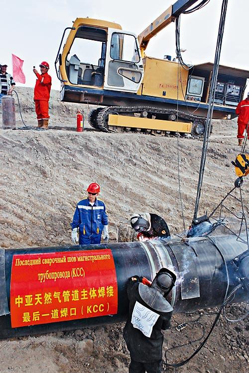 Миниатюра для: Сибирская нефть для восточного соседа
