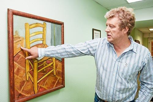 Дмитрию Докину досталось кресло руководителя исполкома Новосибирского регионального отделения «правых»