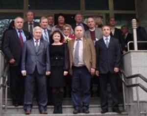 Миниатюра для: В Краснодаре отмечают 105-летие Союза нефтепромышленных рабочих.