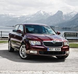 С весны продавать автомобили чешской Skoda в Новосибирске будут два автодилера