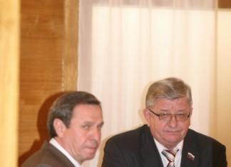 Выдвижение Владимира Городецкого на пост мэра Новосибирска на выборах-2009