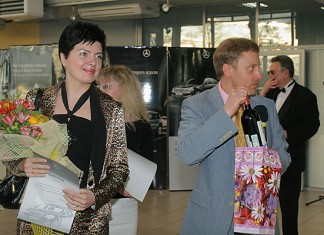 В дилерском центре Mercedes-Benz в Новосибирске (компания «СТС-автомобили») прошла презентация нового поколения Е-Класса