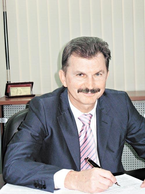 Директор департамента малого бизнеса Росбанка Анатолий Хвостиков
