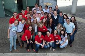 Миниатюра для: «САН ИнБев»: выпускной курса Глобальных Менеджеров-стажеров 2014