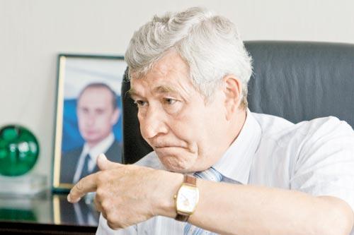 Компании «ТТК-Западная Сибирь» удалось удвоить абонентскую базу физических лиц, став самым динамичным сибирским телеком-оператором. На фото — гендиректор ТТК-ЗС Александр Соловьев
