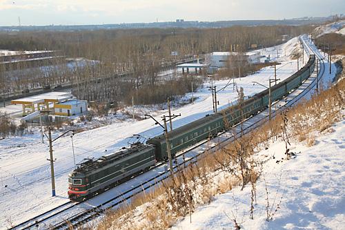 Миниатюра для: Железнодорожные перевозки в Сибири: трудный рост рынка