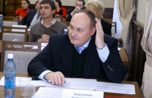 Миниатюра для: Новосибирская «Деловая Россия» представила своего кандидата на выборы в Госдуму-2011