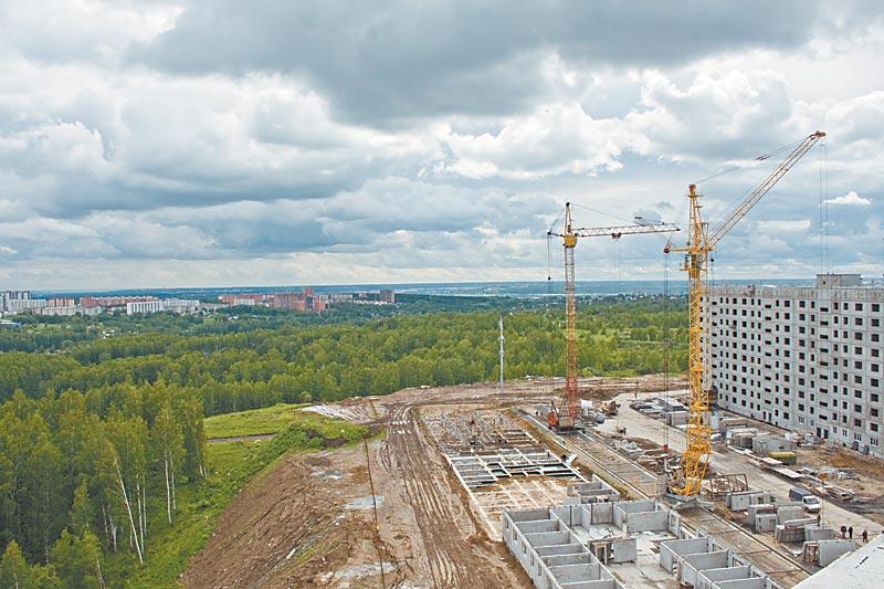 На новосибирских стройплощадках пока обойдутся без федеральных инвесторов