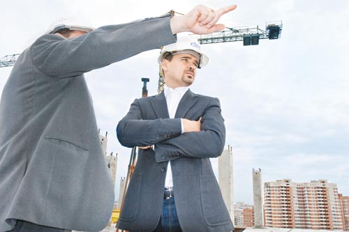 Президент СК «СтройМастер» Евгений Коновалов (на фото) верит, что спрос на недорогое жилье поддержит строительную отрасль региона
