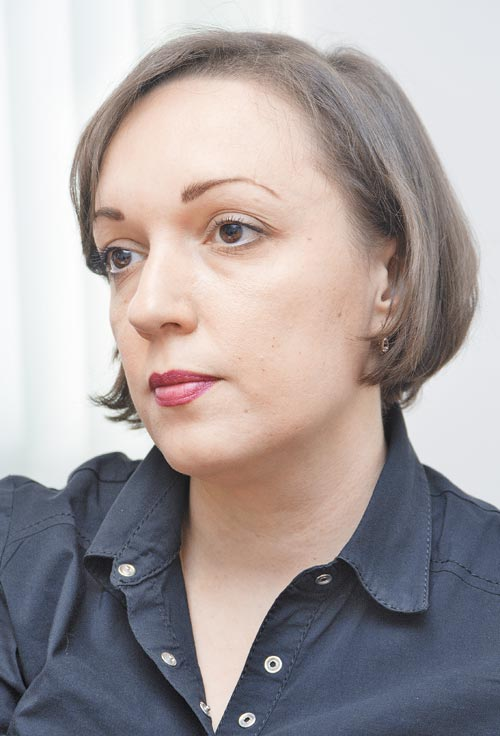 Руководитель новосибирского филиала рекрутинговой компании Kelly Serviсes Вероника Селегей