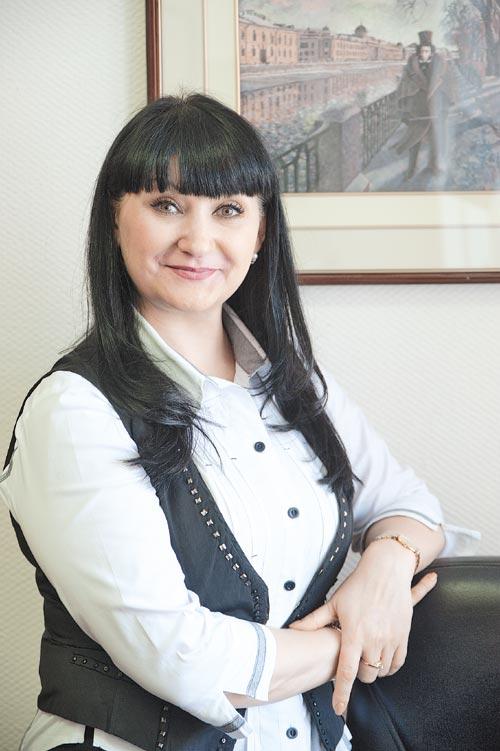 Елена Косенкина