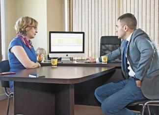 Генеральный директор Сибирского офиса «ИНТАЛЕВ» Марина Гуляева (слева)