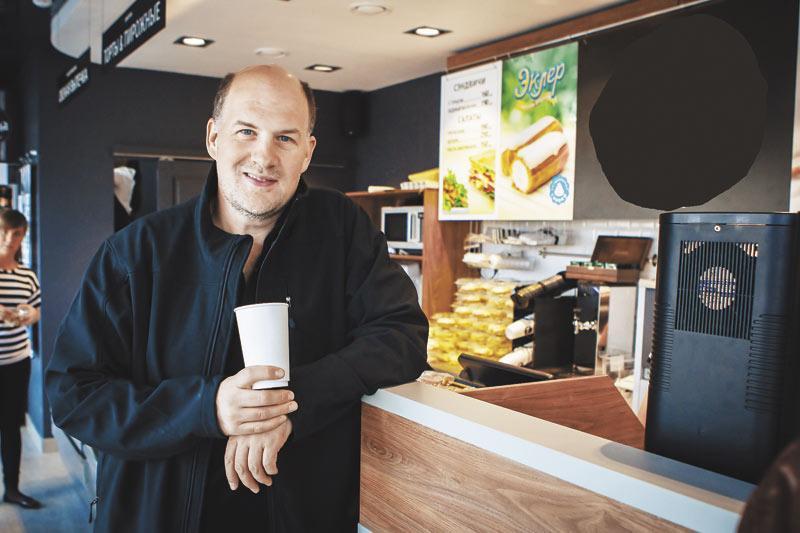 Эрик Шогрен продолжает развивать сеть New York Pizza в России
