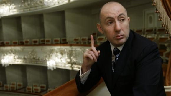 Владимир Кехман (на фото) сменил Бориса Мездрича на посту главы новосибирского театра оперы и балета