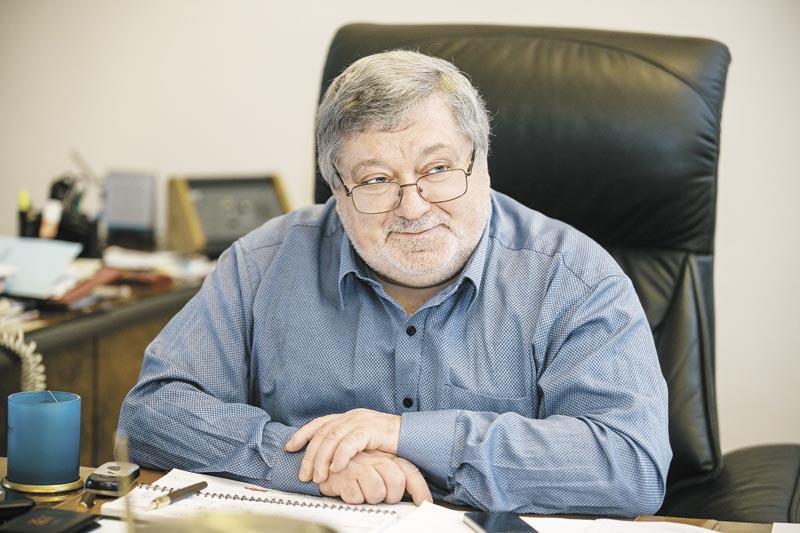 Борис Мездрич: я действительно внутренне очень рад