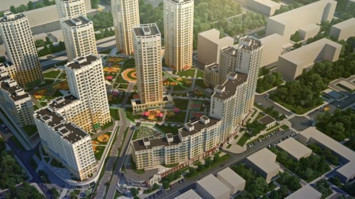 Миниатюра для: «B2B-Development» выбирает генподрядчика для застройки жилого квартала в Новосибирске