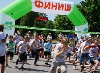 Зелёный марафон Сбербанка.