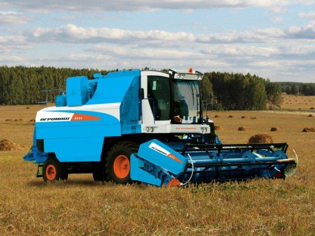 Популярность у алтайских аграриев отечественной сельхозтехники